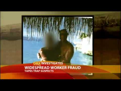 Widespread Workers Comp Fraud