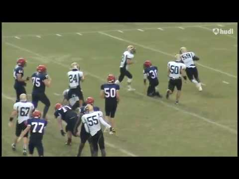 2017  Jordan W. Cox DE Jordan Williams Junior Highlights
