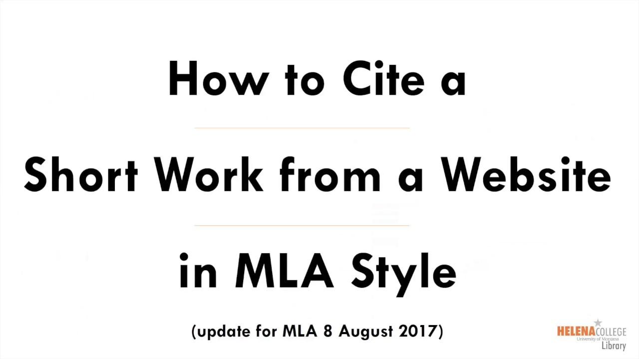 Download Mla Citation Us Constitution Works Cited
