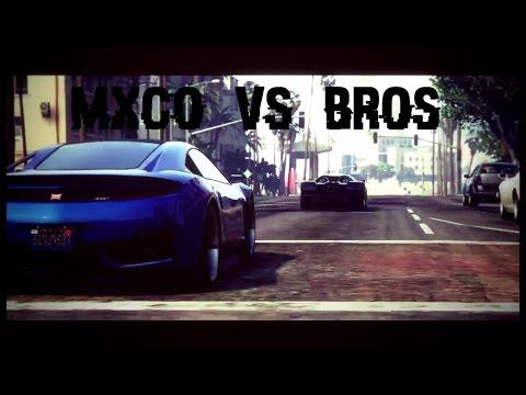 Gta Online Mxco Vs Bros