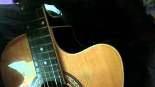 aankhen bandh karke guitar intro