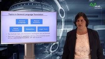 EUE02 - Übersetzen allgemeinsprachlicher Texte Englisch/Deutsch