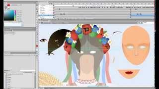 Урок  Разработка персонажа  Украинская женщина