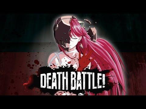 Lucy vectors into DEATH BATTLE