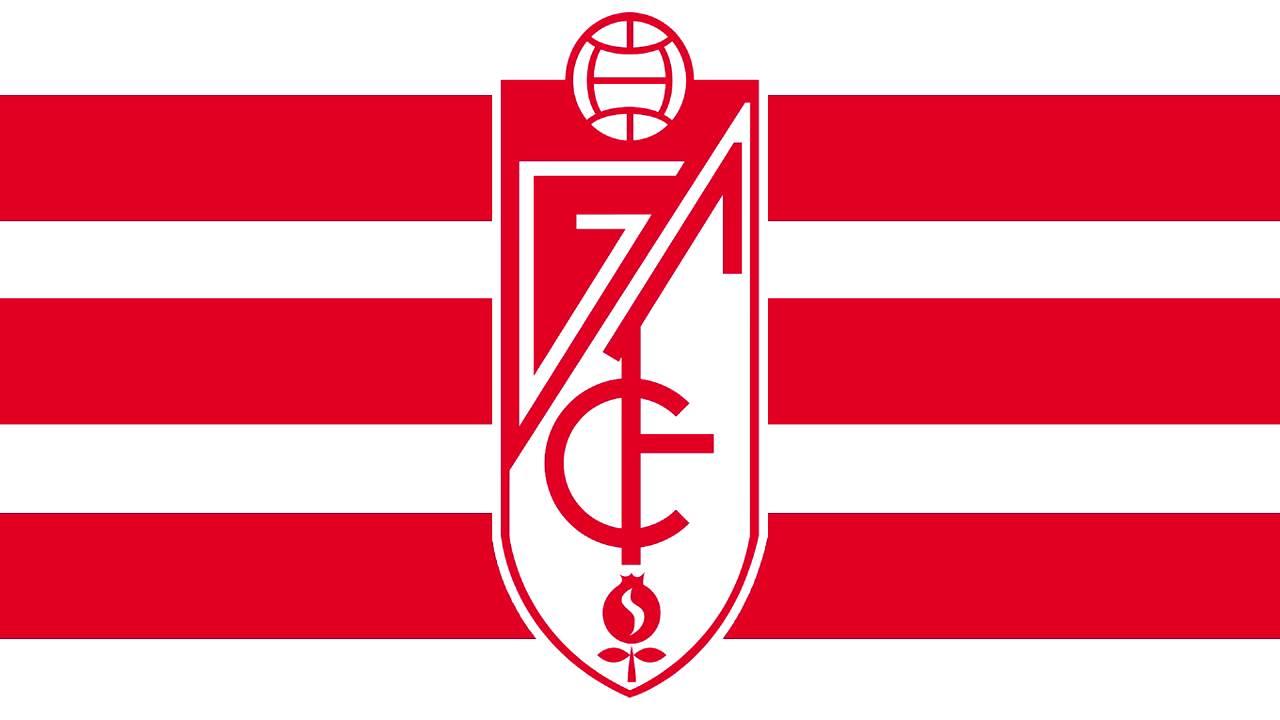 Bandera y Escudo del Granada Club de Ftbol  Granada Capital