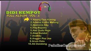 Didi Kempot – Full Album Vol 1 | PakdheCampursari