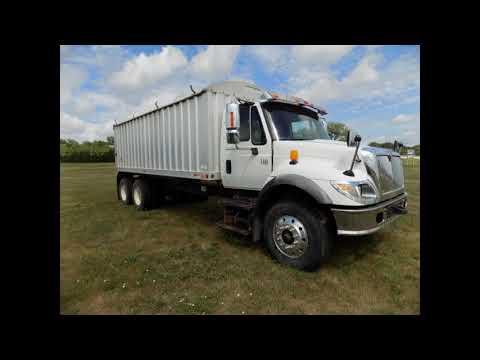 2007 International 7500 Truck For Sale Norfolk Nebraska