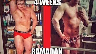 Ramadan 4 Week Body Transformation (German)
