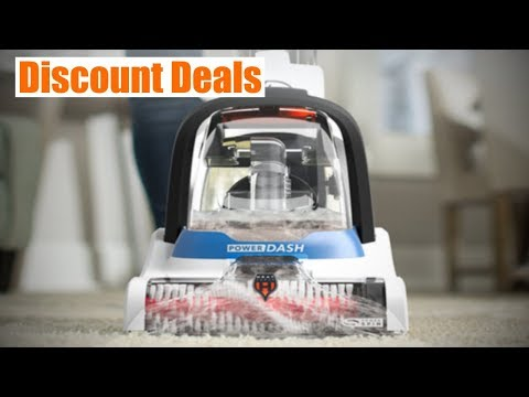 Hoover PowerDash Pet Carpet Cleaner, FH50700 Review