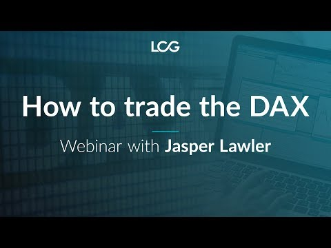 How to trade the DAX