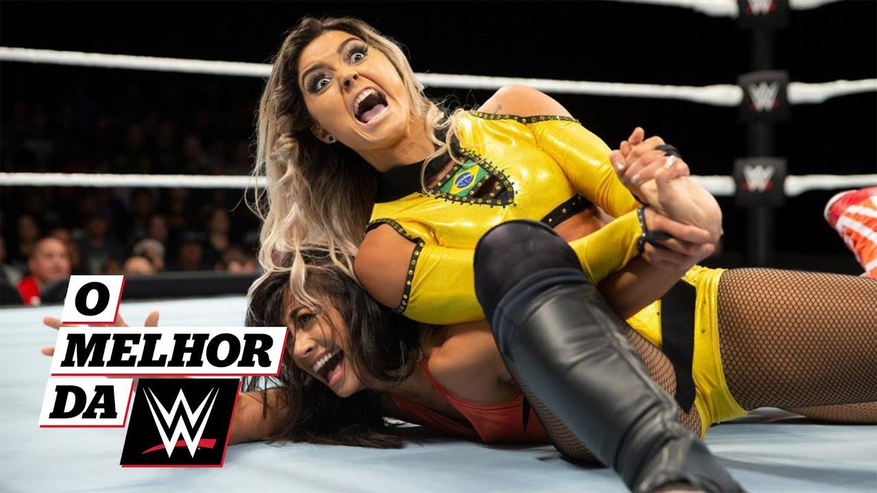 Taynara Conti   Wwe, Victorious, Professional wrestling
