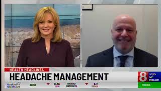 Hartford HealthCare Expert Talks About Headache Treatments