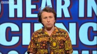 Unlikely Things to Hear in a Science Programme - Mock the Week - BBC Two