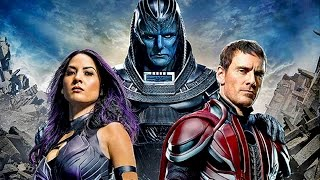 X Men Apocalypse First Look & New Details