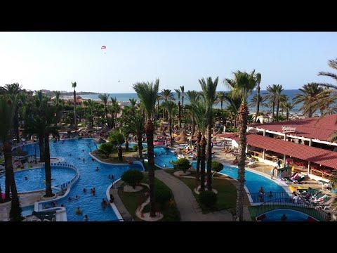 Riadh Palms Hotel Sousse TUNISIA 2014