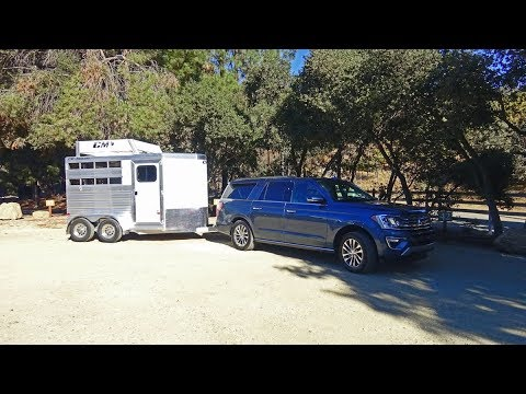 MrTruck reviews new 2018 Expedition in Malibu, towing trailers Part One