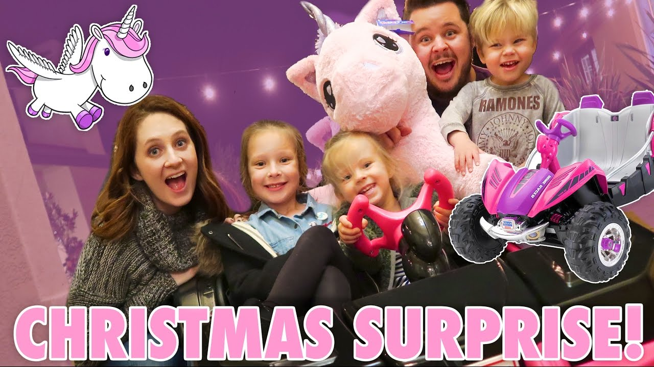 DAILY BUMPS CHRISTMAS SURPRISE!
