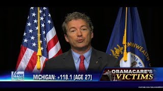 Rand Paul On His Constitutional Amendment: A Just Law Is A Law that Applies To Everyone