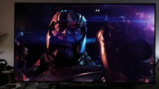 Avengers : Infinity War / 4K UHD Blu-Ray Comparison between Sony X900e & TCL R617 4K TVs