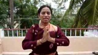 Bharatanatyam Class-1