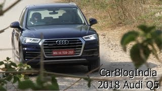 2018 Audi Q5 India Features Overview & Walk Around