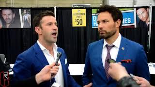 Edmonton Expo 2017: David Hayden Jones & Adam Fergus