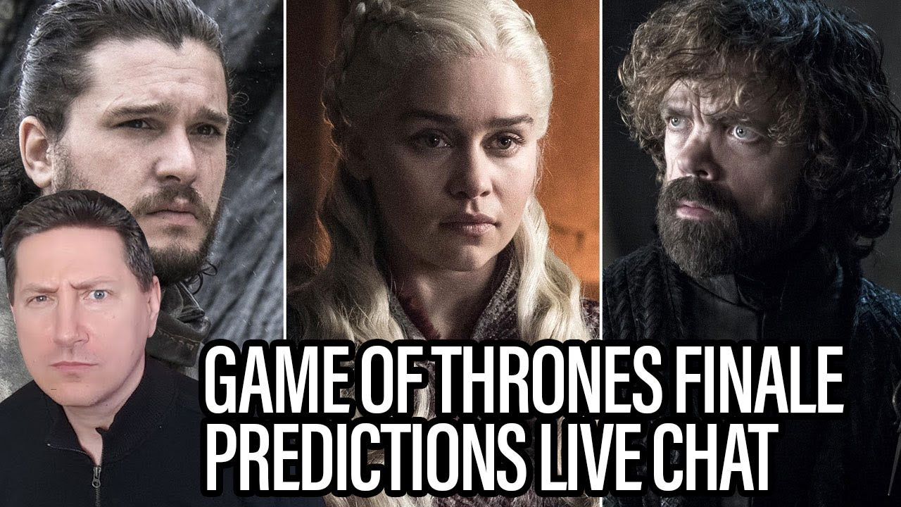 What we think will happen on tonight's 'Game of Thrones' finale