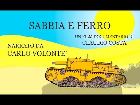 El Alamein, Gli Inglesi E I Semoventi Italiani - SABBIA E FERRO - Clip 4