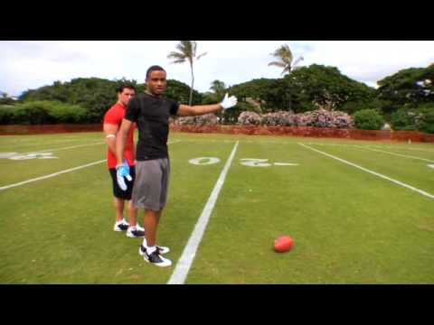 How to Play Man to Man Coverage (Nnamdi Asomugha)