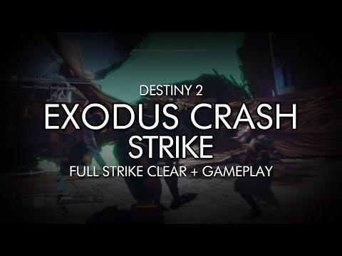 Destiny 2 - Exodus Crash Strike