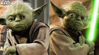Star Wars Reveals WHY Yoda Forbade Anakin from Seeing into the Future [CANON] - Star Wars Explained