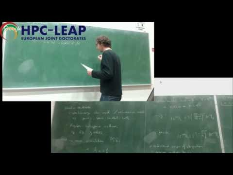 HPC LEAP DAY 4 PART 1