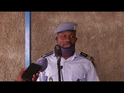 Bangui: la MINUSCA réhabilite le commissariat du 5ème arrondissement