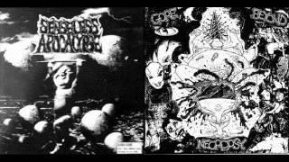 Gore Beyond Necropsy - split with Senseless Apocalypse (full album)