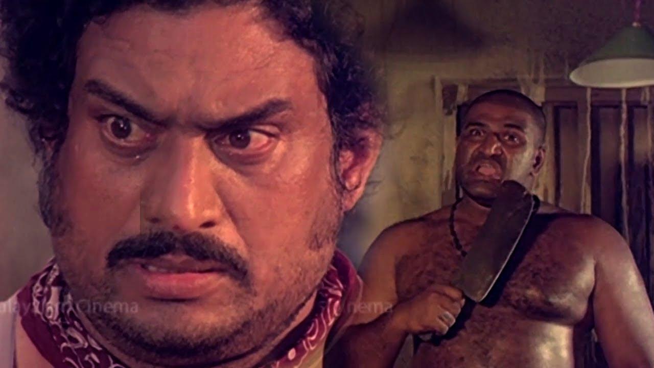 Action Scenes In Hello Madras Girl Malayalam Movie || Mohanlal , Shankar, Madhavi || Fight scenes