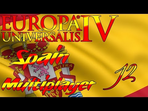 Europa Universalis IV Multiplayer as Castille | Episode 12 | Is it War Time?