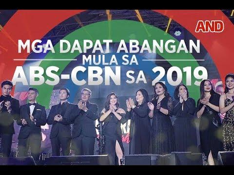 Mga dapat abangan mula sa ABS-CBN sa 2019