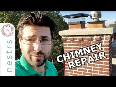 Our Chimneys Are Falling Apart! They Cost HOW Much To Repair?!