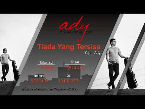 Ady - Tiada Yang Tersisa (Official Audio Video)