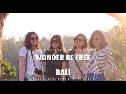 Wonder be free - Bali | Travel video