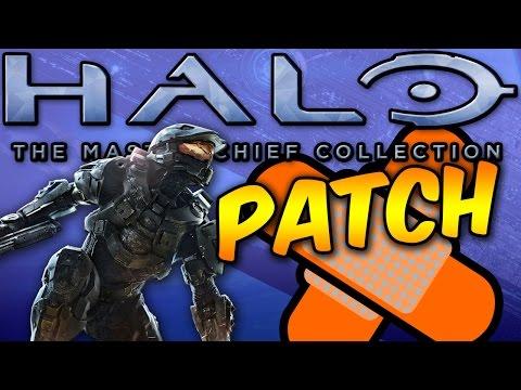 Halo mcc patch list