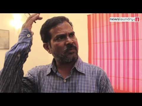 Kamal Shukla talks about being a journalist in Bastar