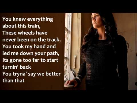 Kat Dahlia - Fucking Trust (Lyrics)