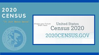 """It Just Makes Sense."" 2020 Census Commercial"