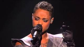 Paige Thomas - Paradise (THE X FACTOR USA) 2012