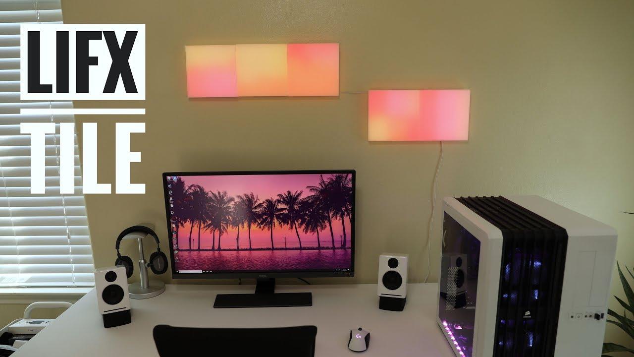 lifx tile smart led panels