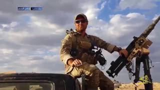 29 сентября 2016. Солдаты США на севере Алеппо. Русские субтитры.