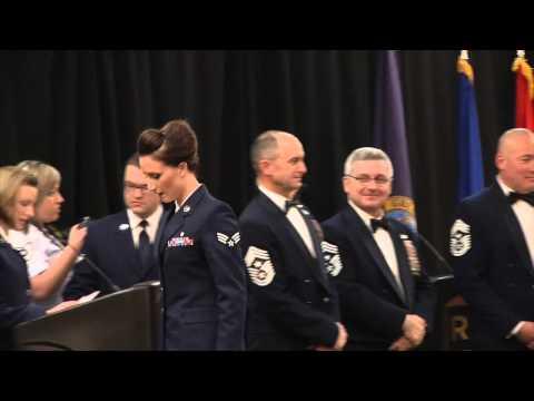 Idaho ANG Outstanding Airmen of 2014