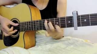 Có khi nào rời xa - Bích Phương - Intro - demo guitar