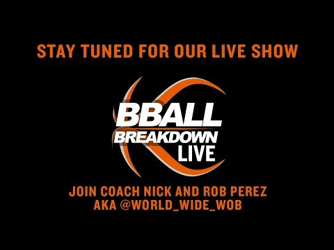 Coach Nick And World_Wide_Wob Talk NBA